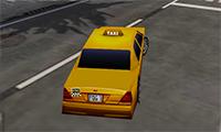 Taxi en Nueva York 3D