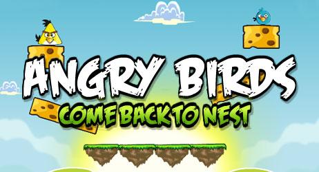 Angry Birds volta para o ninho                                     data-index=