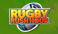 TRY HARD : 2015 Rugby World Combat