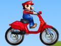 Sepeda motor MarioBros