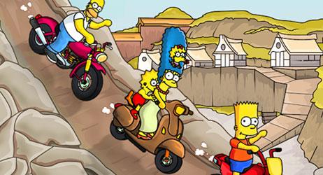 Simpsons Carrera Familiar
