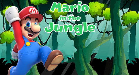 Mario en el Amazonas