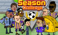 New Soccer season challenge