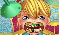 Il principino dal dentista