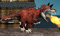 Paris Rex: Dinosaur Game