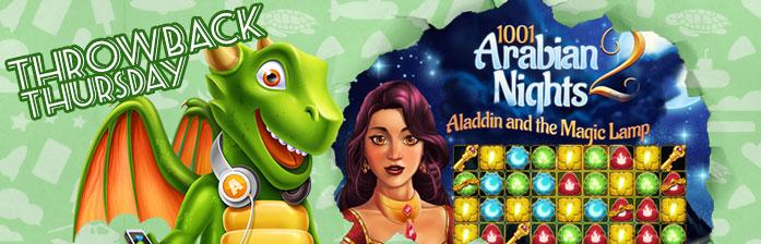 1001 Arabian Nights 2