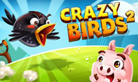 Crazy Birds 2