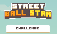 Street ball star: Basketball Game