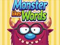 Monster Yang Suka Kata-Kata