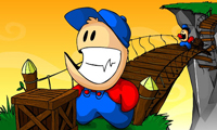 Cargo Bridge: Armor Games Edition