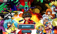 Bakugan Training Battle