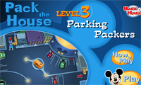 Mickey Mouse: Parking Packers