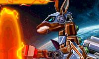 Robot Kanguru