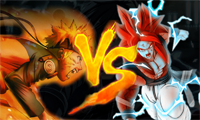 Anime Battle 1.8: 2 Player Fighting Game