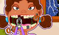 Dentist Crazy Day: Dental Game