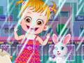 Baby Hazel: First Rain