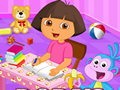Dora's Reading Time Dress up