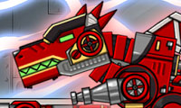 Dino Robot - Spinosaurus: Robot Dinosaur Building Game