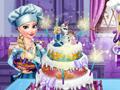 Elsa e la torta nuziale