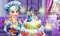 Elsa Bolo de Noiva