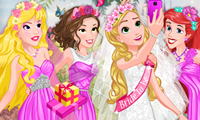 Princesa da Disney: Dia da Noiva