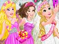 Putri Disney : Prosesi Siraman Pengantin