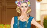 Helen Stylish Vintage Dress Up