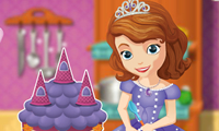 Sofia Cooking: Princess Cake