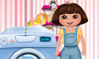 Dora: Washing Dolls