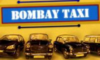 Taxi à Bombay