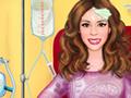 Pregnant Violetta Ambulance