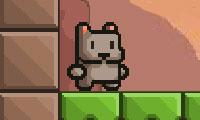 Burger Cat