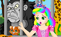 Princess Juliet: Zoo Escape