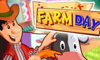 Dzień na farmie