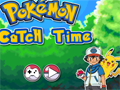 Pokemon catch time game