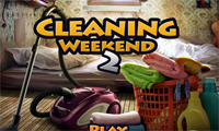 Cleaning Weekend