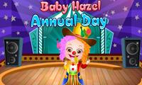 Bébé Hazel : Fête de fin d'année