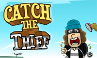 Catch the Thief: Running Game