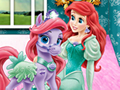 Ariel and Seashell Palace Pets