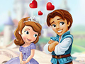 Sofia the First: Kissing
