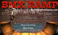Rampa dla BMX-ów