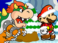 Mario im Winter