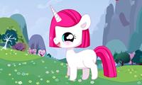Animaux stars : bébé poney