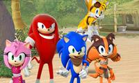 Sonic Boom Link e Smash