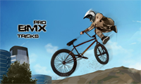Pro BMX Tricks: Stunt Bike Game