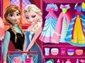 Prom Prep van Elsa en Anna