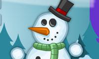 Avventura del pupazzo di neve