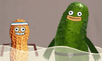 Pickle and Peanut: Mjärt Mart Madness