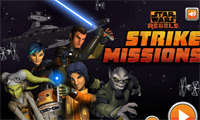 Star Wars Rebel Strike Missions