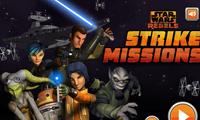 Jogo Missões dos Rebeldes – Star Wars Online Gratis